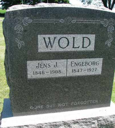 WOLD, JENS J. - Clay County, South Dakota | JENS J. WOLD - South Dakota Gravestone Photos