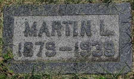 WOLD, MARTIN L. - Clay County, South Dakota   MARTIN L. WOLD - South Dakota Gravestone Photos
