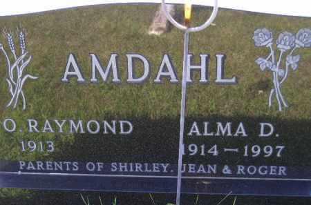 LIMMER AMDAHL, ALMA DEHLIA - Codington County, South Dakota | ALMA DEHLIA LIMMER AMDAHL - South Dakota Gravestone Photos