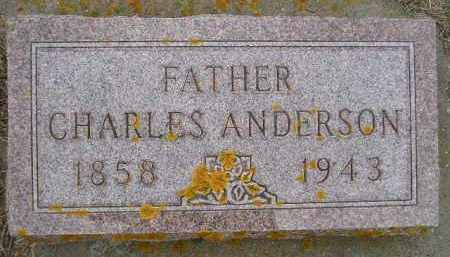 ANDERSON, CHARLES - Codington County, South Dakota | CHARLES ANDERSON - South Dakota Gravestone Photos