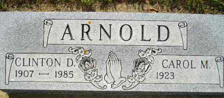ARNOLD, CAROL M. - Codington County, South Dakota | CAROL M. ARNOLD - South Dakota Gravestone Photos