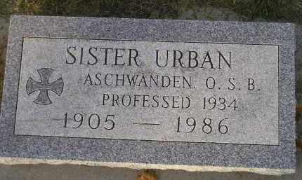 ASCHWANDEN, CATHERINE - Codington County, South Dakota | CATHERINE ASCHWANDEN - South Dakota Gravestone Photos