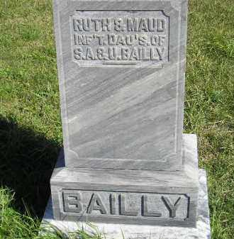 BAILLY, RUTH - Codington County, South Dakota | RUTH BAILLY - South Dakota Gravestone Photos