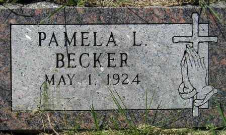 ROSE BECKER, PAMELA L. - Codington County, South Dakota | PAMELA L. ROSE BECKER - South Dakota Gravestone Photos