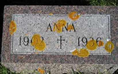 BECKING, ANNA - Codington County, South Dakota | ANNA BECKING - South Dakota Gravestone Photos