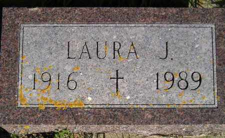 BECKING, LAURA J. - Codington County, South Dakota | LAURA J. BECKING - South Dakota Gravestone Photos
