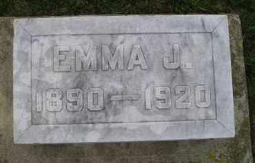 BENN, EMMA J. - Codington County, South Dakota | EMMA J. BENN - South Dakota Gravestone Photos