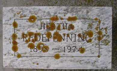 BENN, HERTHA M. - Codington County, South Dakota | HERTHA M. BENN - South Dakota Gravestone Photos