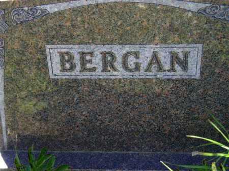 BERGAN, FAMILY STONE - Codington County, South Dakota | FAMILY STONE BERGAN - South Dakota Gravestone Photos