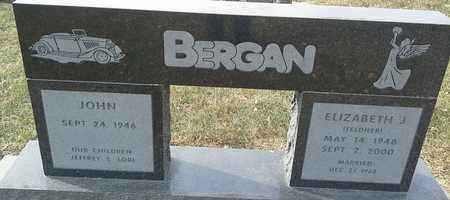 BERGAN, JOHN - Codington County, South Dakota | JOHN BERGAN - South Dakota Gravestone Photos