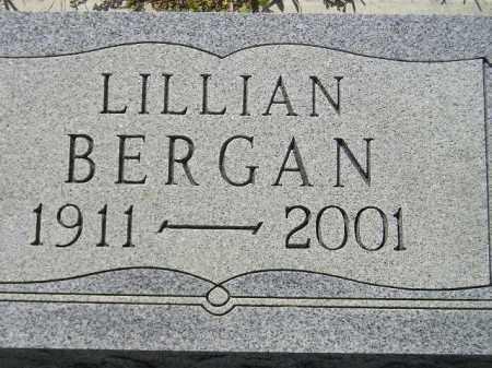 BERGAN, LILLIAN B. - Codington County, South Dakota | LILLIAN B. BERGAN - South Dakota Gravestone Photos