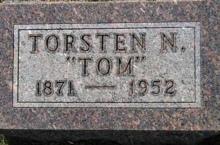 BERGAN, TORSTEN NELSEN - Codington County, South Dakota | TORSTEN NELSEN BERGAN - South Dakota Gravestone Photos