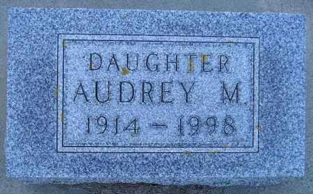 BERGH, AUDREY M. - Codington County, South Dakota   AUDREY M. BERGH - South Dakota Gravestone Photos