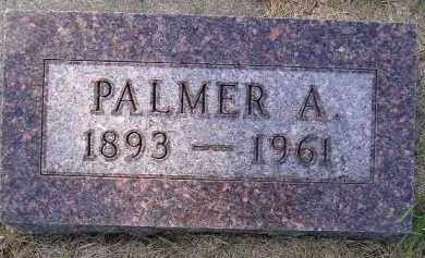BERGH, PALMER A. - Codington County, South Dakota   PALMER A. BERGH - South Dakota Gravestone Photos