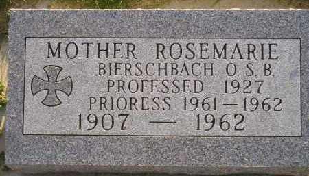 BIERSCHBACH, ANNA HELEN - Codington County, South Dakota | ANNA HELEN BIERSCHBACH - South Dakota Gravestone Photos