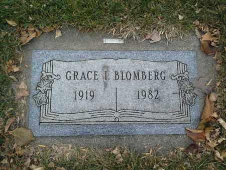 BLOMBERG, GRACE I - Codington County, South Dakota   GRACE I BLOMBERG - South Dakota Gravestone Photos