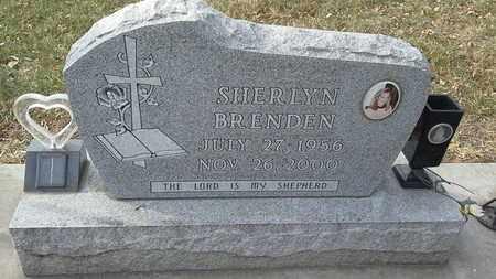 BRENDEN, SHERLYN - Codington County, South Dakota | SHERLYN BRENDEN - South Dakota Gravestone Photos
