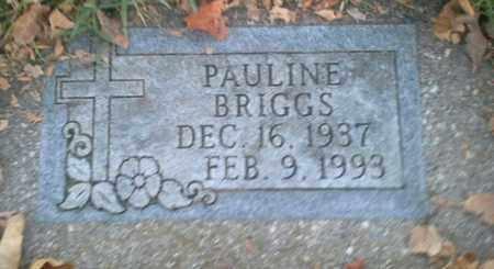 BRIGGS, PAULINE - Codington County, South Dakota | PAULINE BRIGGS - South Dakota Gravestone Photos