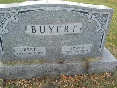 BUYERT, GRACE - Codington County, South Dakota | GRACE BUYERT - South Dakota Gravestone Photos
