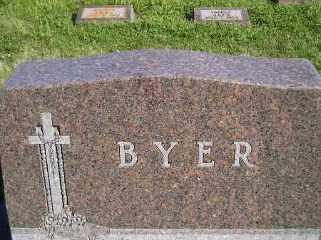 BYER, FAMILY PLOT - Codington County, South Dakota | FAMILY PLOT BYER - South Dakota Gravestone Photos