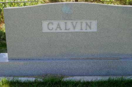CALVIN, FAMILY STONE - Codington County, South Dakota   FAMILY STONE CALVIN - South Dakota Gravestone Photos