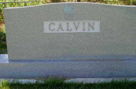 CALVIN, FAMILY STONE - Codington County, South Dakota | FAMILY STONE CALVIN - South Dakota Gravestone Photos