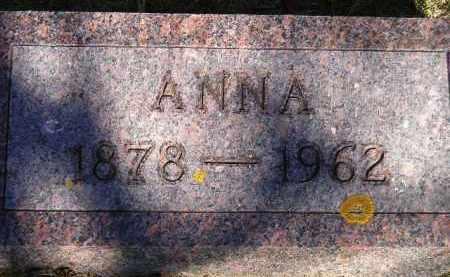 CARLSEN, ANNA ELIZABETH - Codington County, South Dakota   ANNA ELIZABETH CARLSEN - South Dakota Gravestone Photos