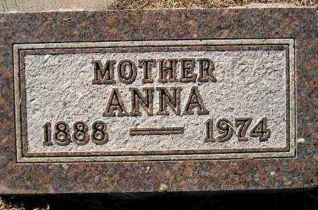 CHILSON, ANNA - Codington County, South Dakota   ANNA CHILSON - South Dakota Gravestone Photos