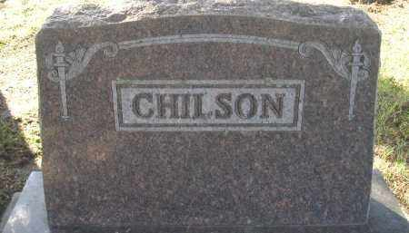 CHILSON, FAMILY STONE - Codington County, South Dakota | FAMILY STONE CHILSON - South Dakota Gravestone Photos