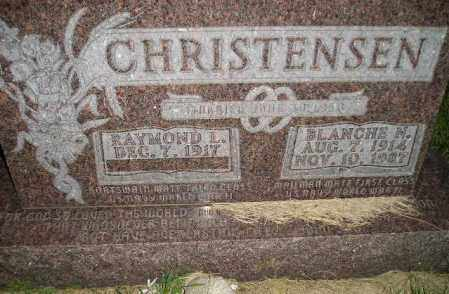 CHRISTENSEN, RAYMOND LOYD - Codington County, South Dakota | RAYMOND LOYD CHRISTENSEN - South Dakota Gravestone Photos