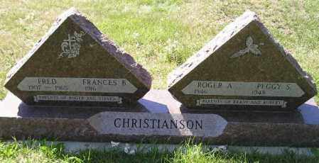 CHRISTIANSON, ROGER A. - Codington County, South Dakota | ROGER A. CHRISTIANSON - South Dakota Gravestone Photos