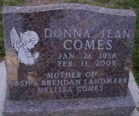 MILLER COMES, DONNA JEAN - Codington County, South Dakota | DONNA JEAN MILLER COMES - South Dakota Gravestone Photos