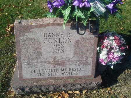 CONLON, DANNY R - Codington County, South Dakota | DANNY R CONLON - South Dakota Gravestone Photos
