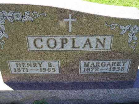 BIERNE COPLAN, MARGARET ELLEN - Codington County, South Dakota | MARGARET ELLEN BIERNE COPLAN - South Dakota Gravestone Photos