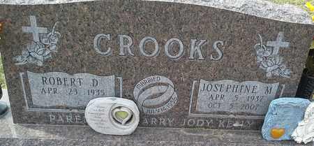 CROOKS, JOSEPHINE M - Codington County, South Dakota | JOSEPHINE M CROOKS - South Dakota Gravestone Photos