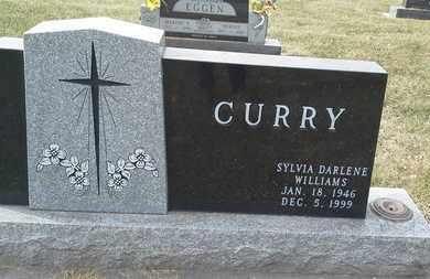CURRY, SYLVIA DARLENE - Codington County, South Dakota   SYLVIA DARLENE CURRY - South Dakota Gravestone Photos