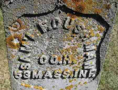 CUSHMAN, SAMUEL F. - Codington County, South Dakota | SAMUEL F. CUSHMAN - South Dakota Gravestone Photos