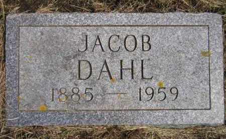 DAHL, JACOB - Codington County, South Dakota   JACOB DAHL - South Dakota Gravestone Photos