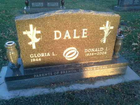 DALE, DONALD I - Codington County, South Dakota | DONALD I DALE - South Dakota Gravestone Photos