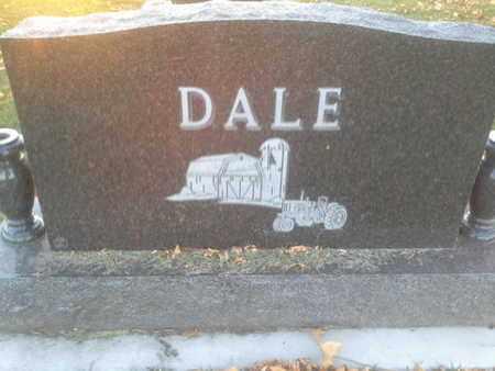 DALE, FAMILY STONE - Codington County, South Dakota   FAMILY STONE DALE - South Dakota Gravestone Photos