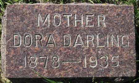 DARLING, DORA - Codington County, South Dakota | DORA DARLING - South Dakota Gravestone Photos