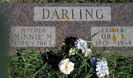 DARLING, MINNIE MAY - Codington County, South Dakota | MINNIE MAY DARLING - South Dakota Gravestone Photos