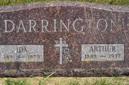DARRINGTON, ARTHUR - Codington County, South Dakota | ARTHUR DARRINGTON - South Dakota Gravestone Photos