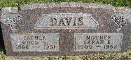 SMITH DAVIS, SARAH ELIZABETH - Codington County, South Dakota | SARAH ELIZABETH SMITH DAVIS - South Dakota Gravestone Photos