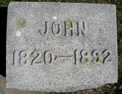 DEAN, JOHN - Codington County, South Dakota | JOHN DEAN - South Dakota Gravestone Photos