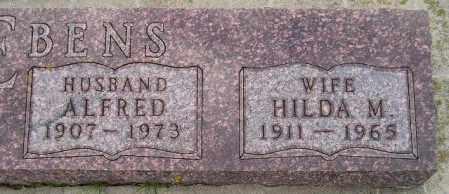 THRUN EBENS, HILDA M. - Codington County, South Dakota | HILDA M. THRUN EBENS - South Dakota Gravestone Photos