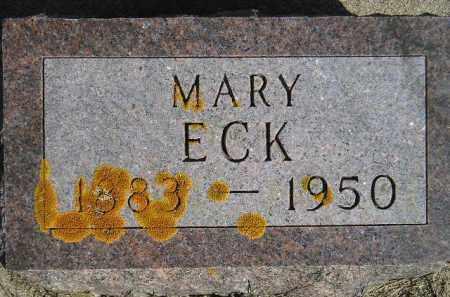 ECK, MARY ALFREDA - Codington County, South Dakota | MARY ALFREDA ECK - South Dakota Gravestone Photos
