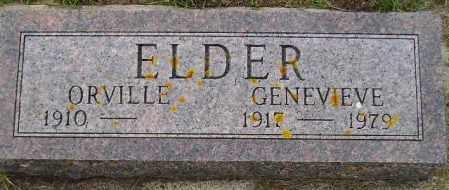 ELDER, ORVILLE WESLEY - Codington County, South Dakota | ORVILLE WESLEY ELDER - South Dakota Gravestone Photos
