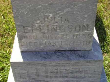 OLFSON ELLINGSON, JULIA - Codington County, South Dakota   JULIA OLFSON ELLINGSON - South Dakota Gravestone Photos