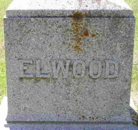 ELWOOD, FAMILY STONE - Codington County, South Dakota | FAMILY STONE ELWOOD - South Dakota Gravestone Photos